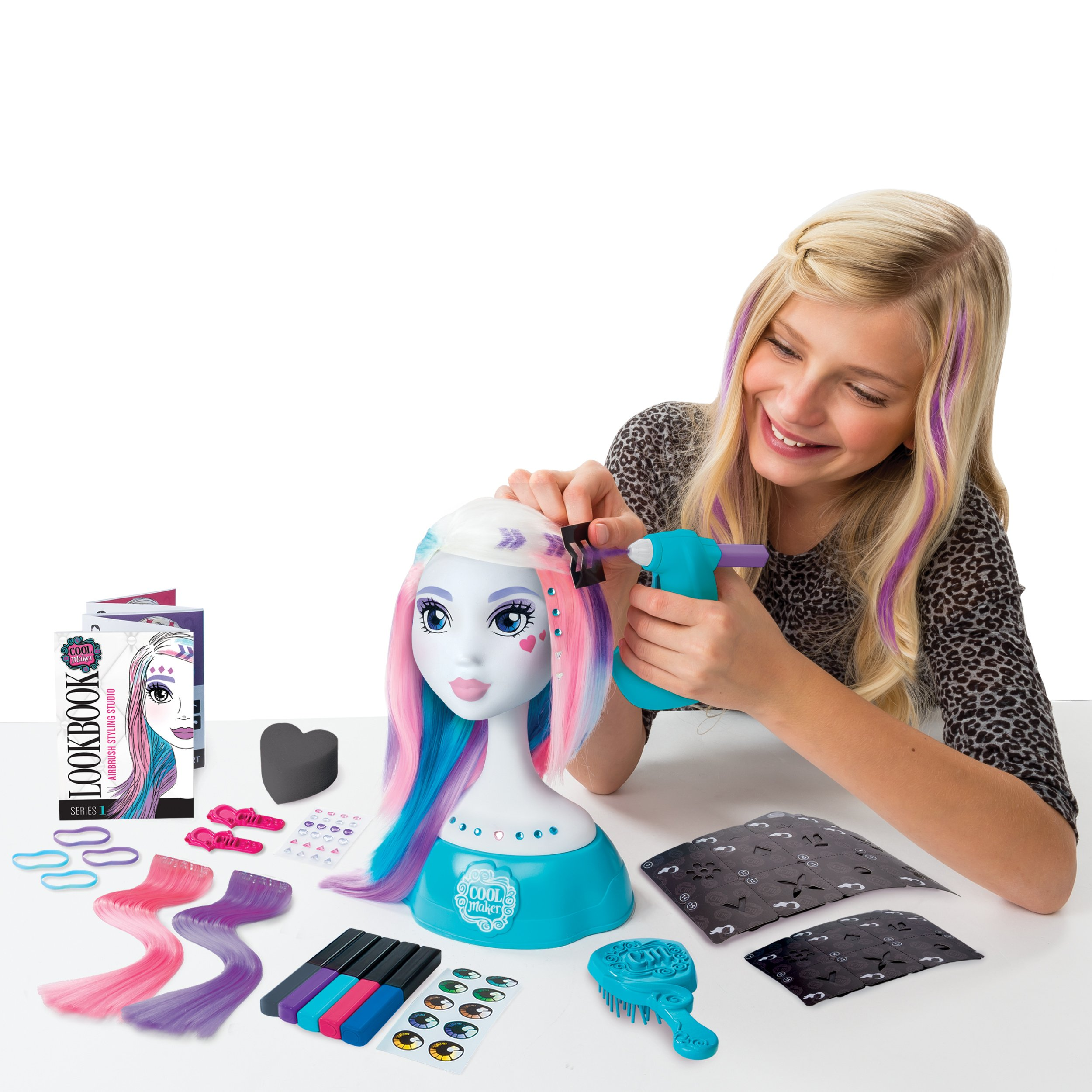 hair styling lessons cool toys for airbrush hair and makeup styling 3515