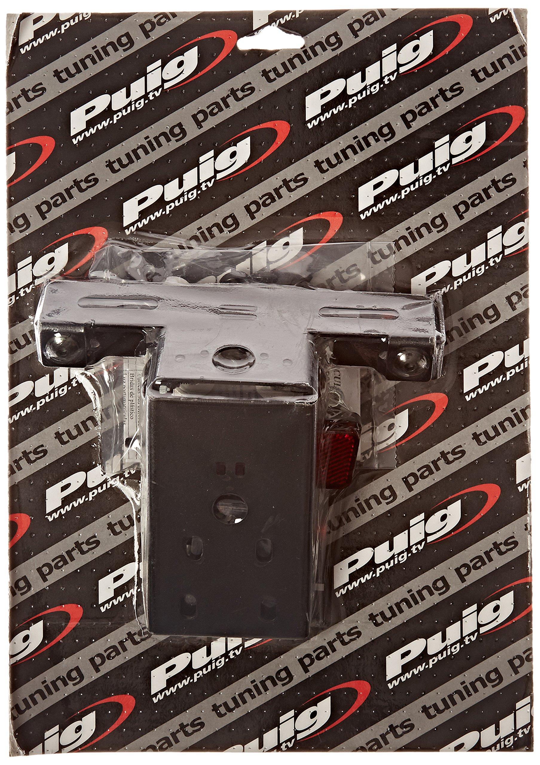 Puig 4927N Black License Support