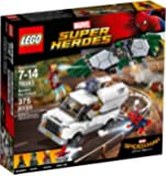 LEGO 76083 - Super Heroes, Beware The Vulture