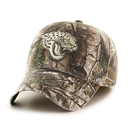 58ef172c65d Amazon.com    47 NFL Realtree Franchise Fitted Hat   Sports   Outdoors