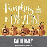Pumpkins in Paradise: TJ Jensen Mystery Series, Book 1