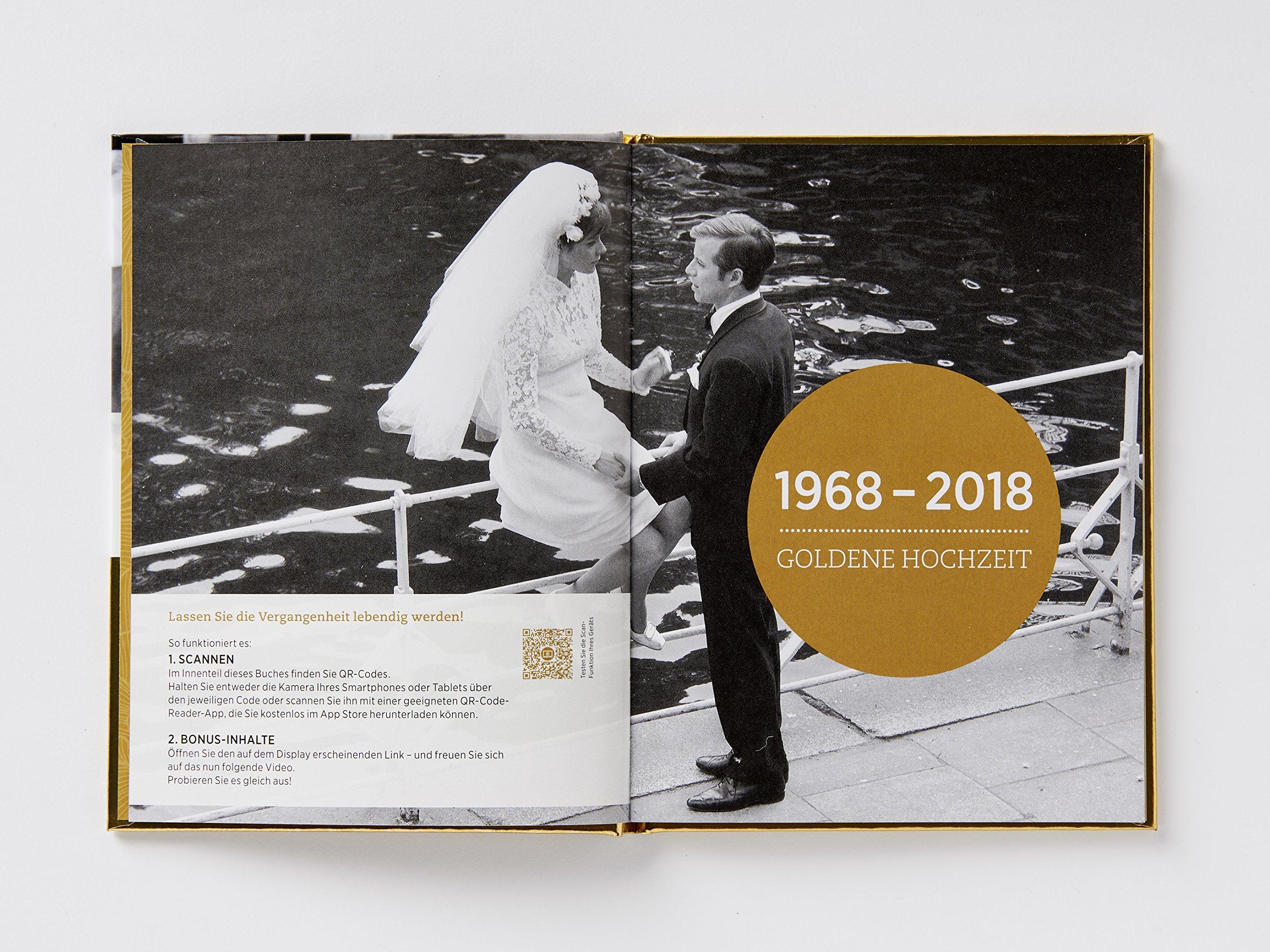 Goldene Hochzeit 1968 2018 Amazonde Bã¼cher