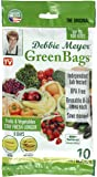 Debbie Meyer GreenBags Freshness-Preserving Food/Flower Storage Bags (Large, 10-Pack)