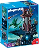 Playmobil - 4836 - Jeu de construction - Donjon du Dragon Vert
