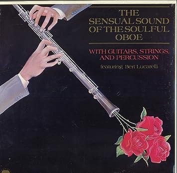 Amazon.com: Bert Lucarelli the Sensual Sound of the Soulful ...