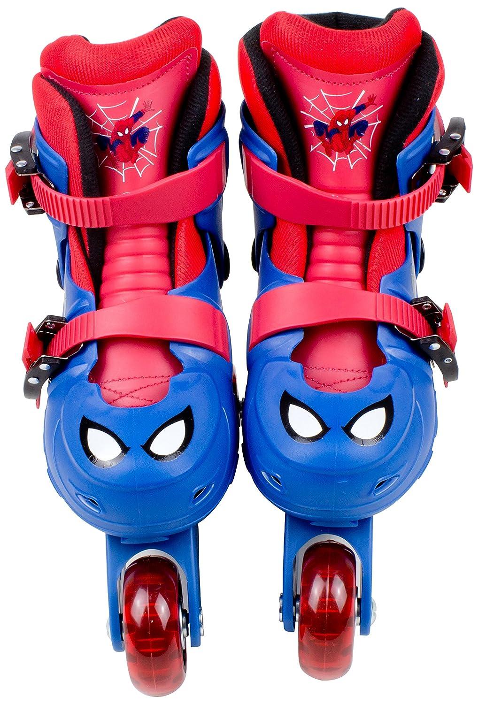 Spider-Man 2-in-1 Roller Inline Colour Box