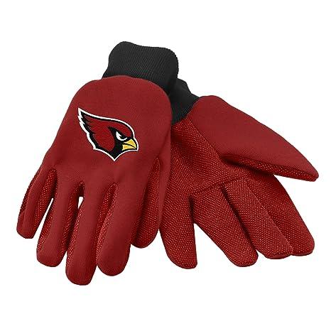 baeaf21c FOCO NFL Utility Work Glove - Colored Palm