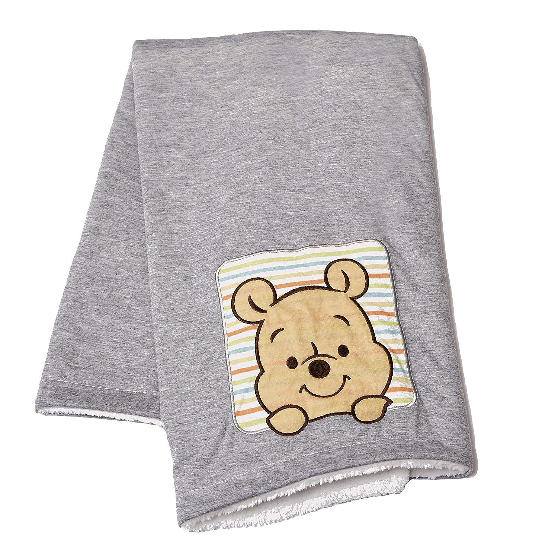 Disney Jersey Baby Blanket