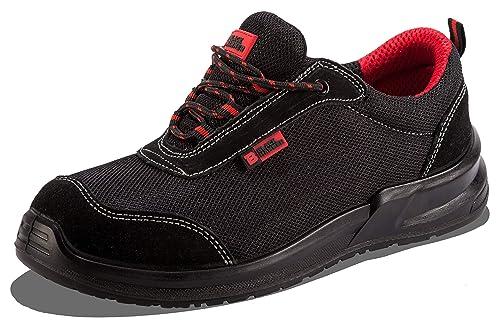 Botas para Hombre De Seguridad Puntera De Acero Zapatos De Trabajo ...