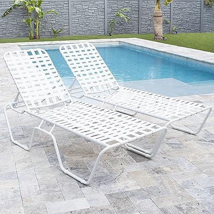Marvelous Amazon Com Mix Breeze Patio Outdoor Commercial Grade Cross Ibusinesslaw Wood Chair Design Ideas Ibusinesslaworg