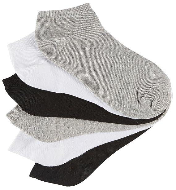 Amazon.com: Olivia & Joy Mujeres corte bajo calcetines de ...