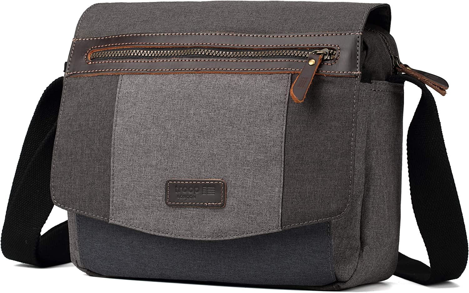 Troop London Urban Collection Small Messenger Across Body Shoulder Bag TRP0387