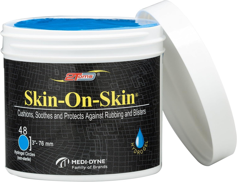 Amazon.com: Medi-Dyne Skin-On-Skin, SOS1048, 3