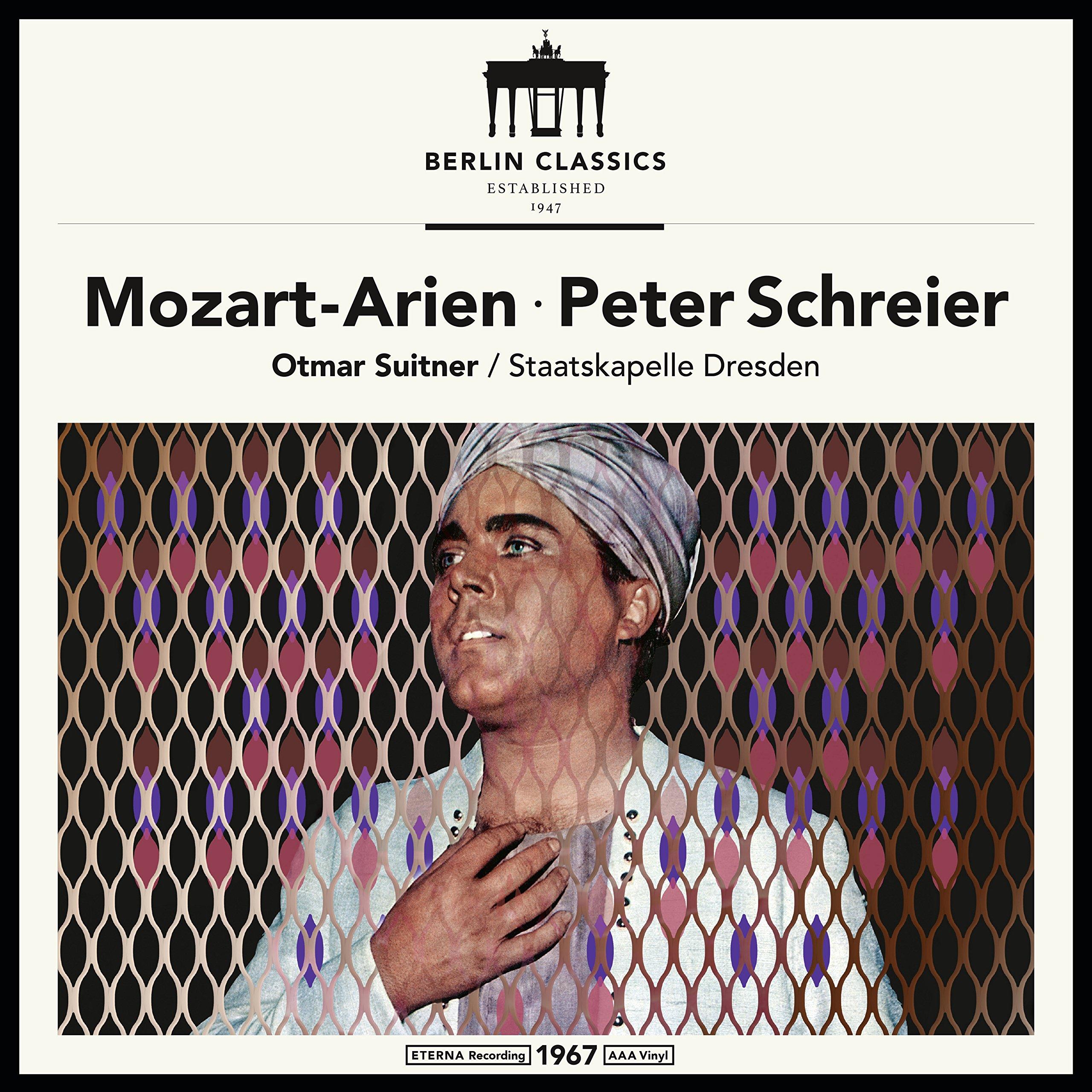 Mozart Opera Arias by Berlin Classics