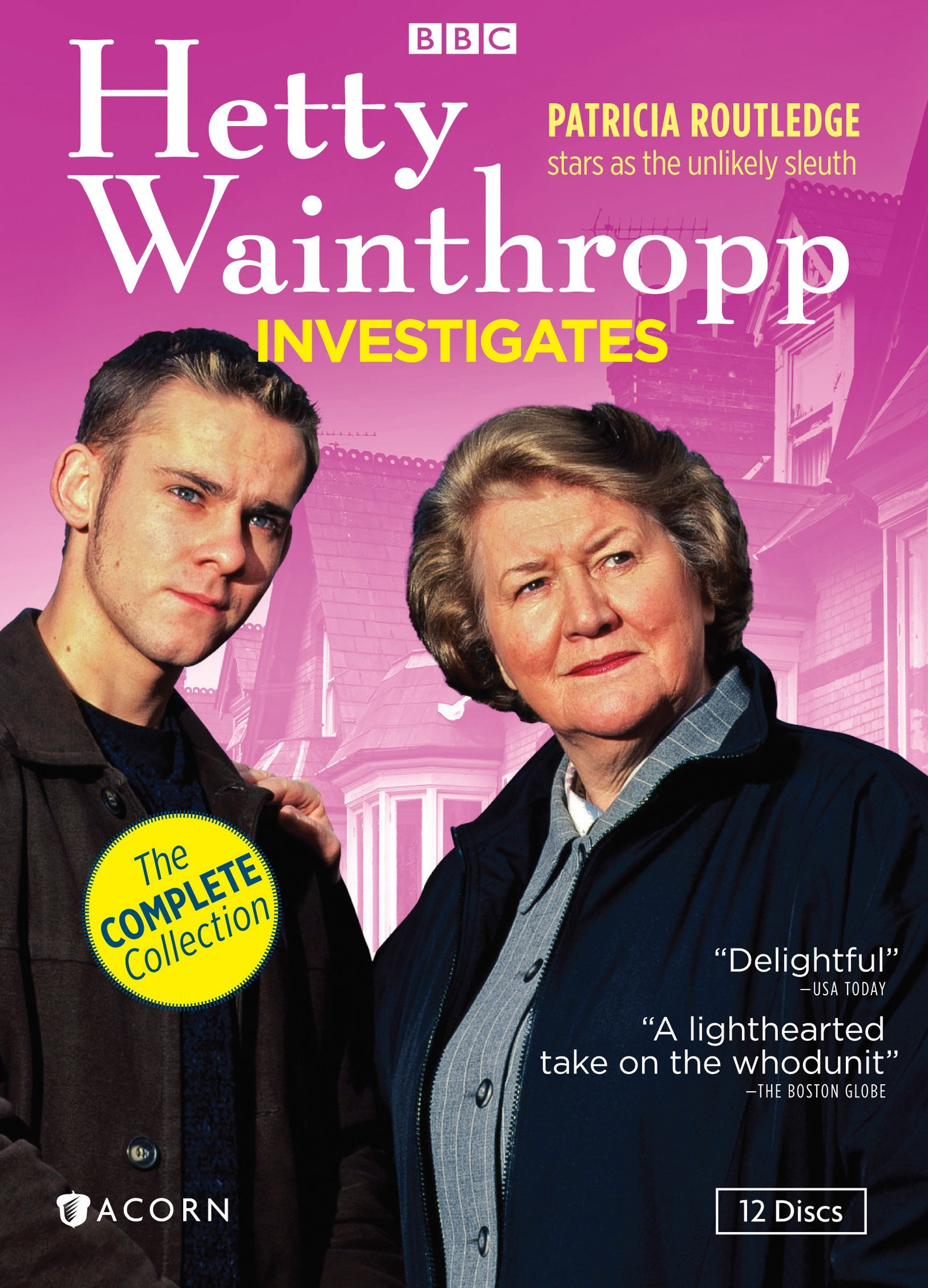 Hetty Wainthropp Investigates: The Complete Collection (reissue) by RLJ/SPHE