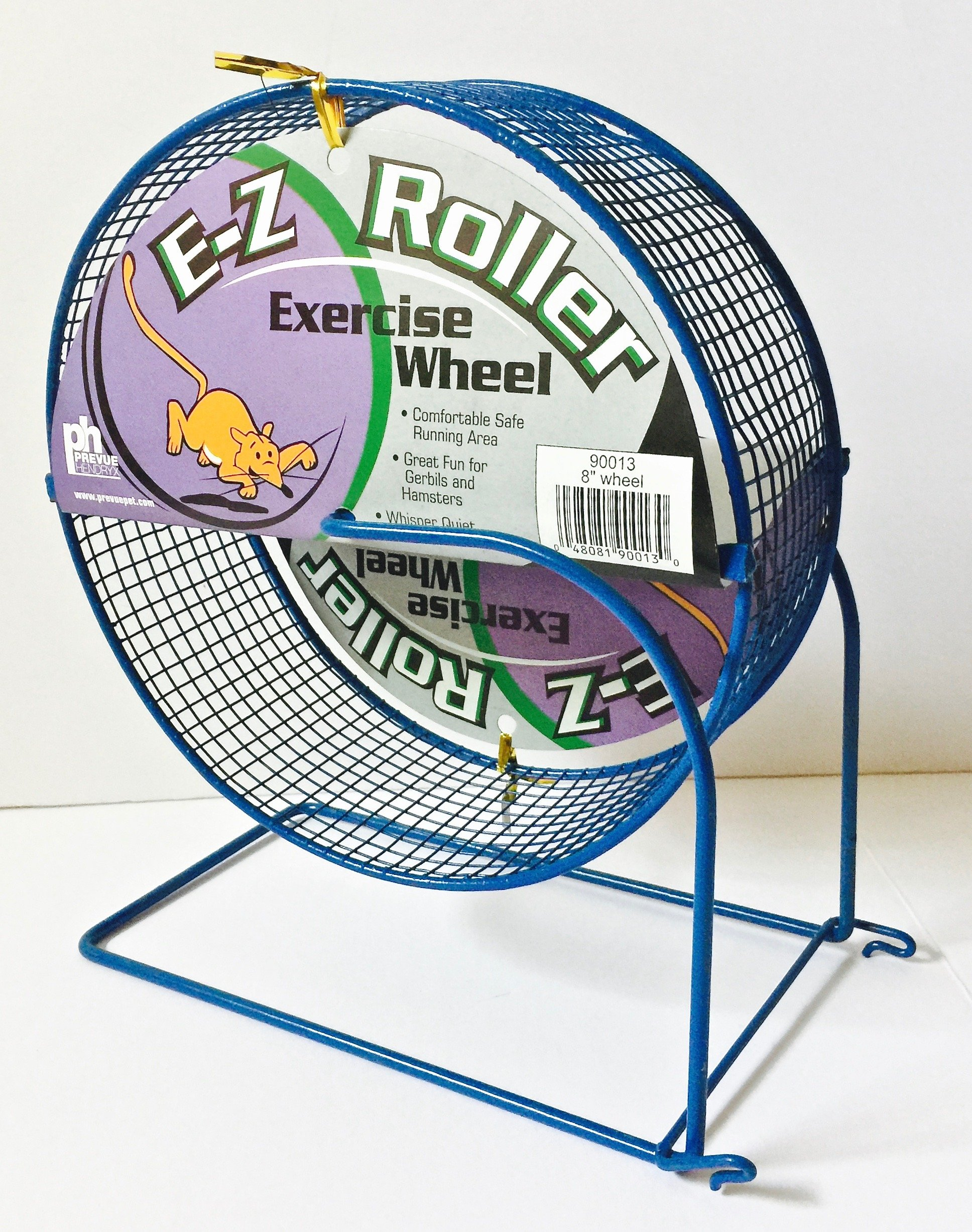 HAMSTER/MOUSE SMALL ANIMAL 8'' WIRE EXERCISE WHEEL