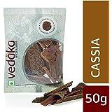 Amazon Brand - Vedaka Whole Cassia, 50g