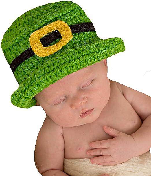 f52ff7fc0 Melondipity Baby Irish Top Hat for Newborns and Babies - Irish ...