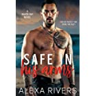 Safe In His Arms: A Small Town Romantic Suspense (Haven Bay Book 3)