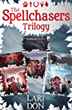 The Spellchasers Trilogy: The Beginner's Guide to Curses; The Shapeshifter's Guide to Running Away; The Witch's Guide to Magical Combat (Kelpies)