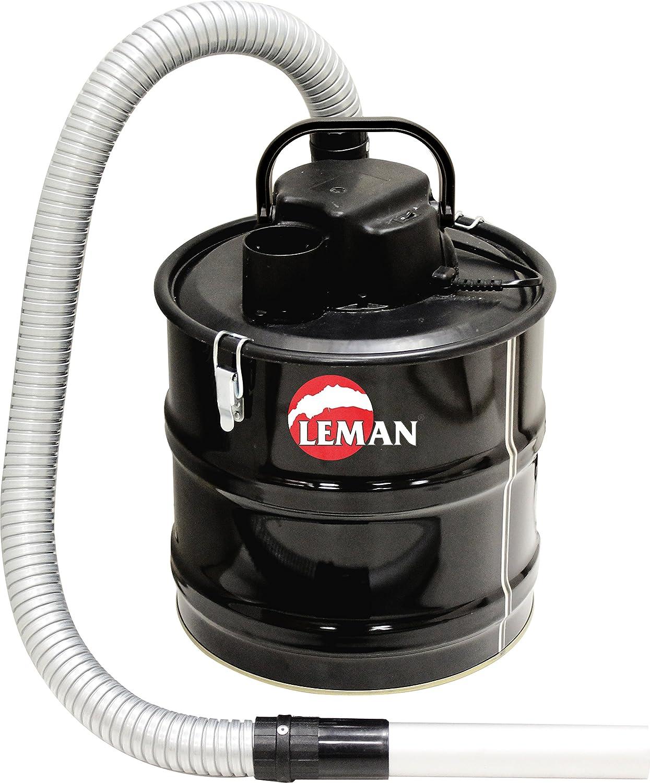 Leman LOASC180 Aspiradora de cenizas, 800 W, gris: Amazon.es: Bricolaje y herramientas