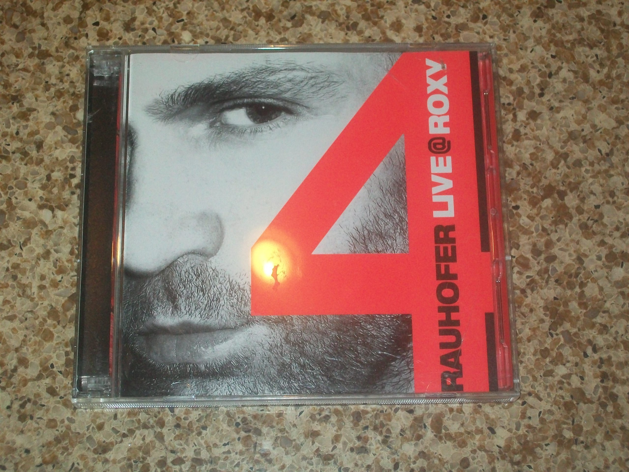 PETER RAUHOFER CD LIVE @ ROXY 4 by