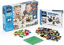 Plus-Plus - Open Play Construction Set - 400 piece - Learn to Build Basic