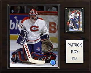product image for NHL Patrick Roy Montreal Canadiens Player Plaque