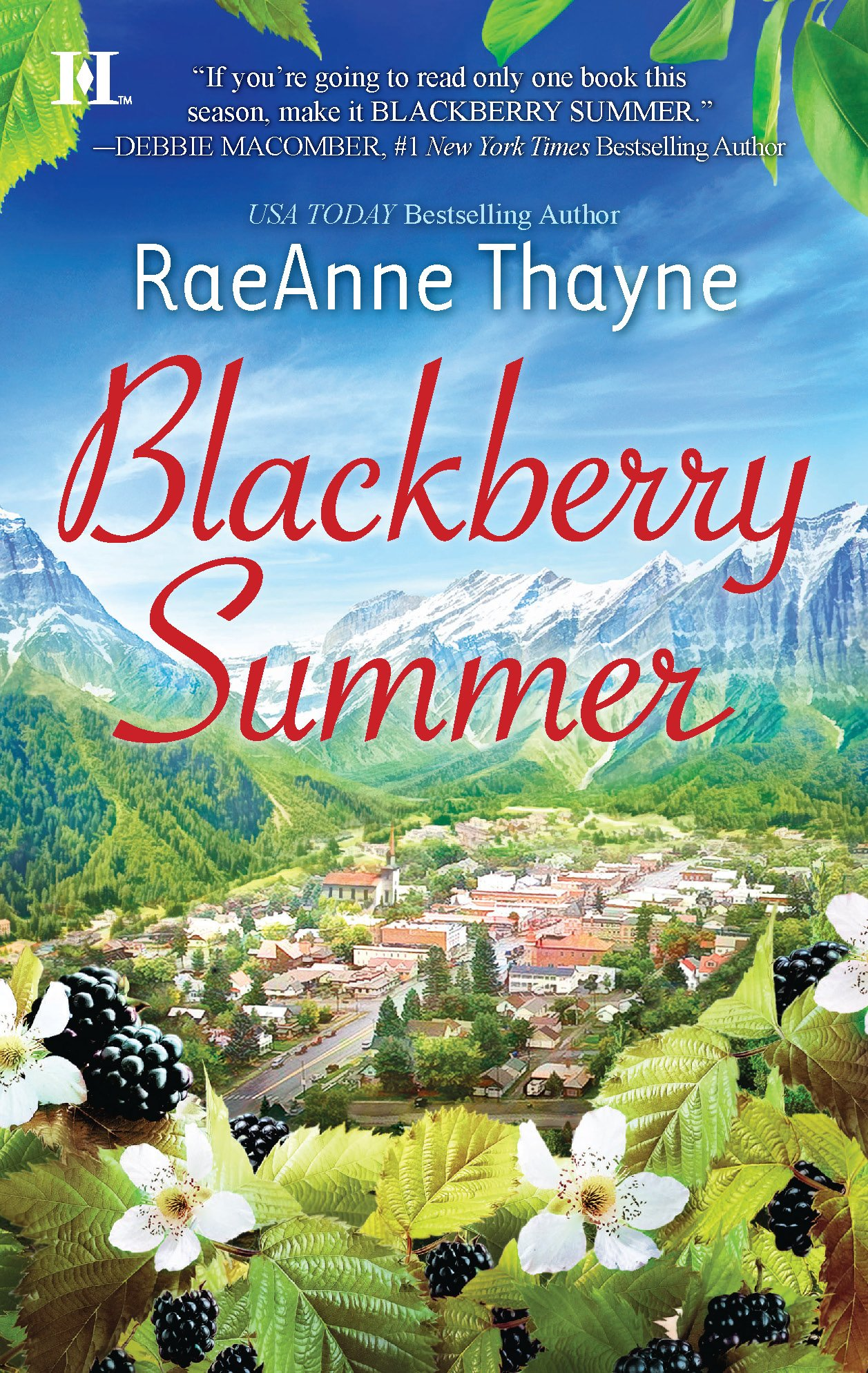 Blackberry Summer (Hope's Crossing) pdf epub