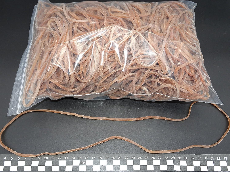 Elastiques mm x 3mm x 3mm -blond Progom 440 sac de 1kg /Ø280