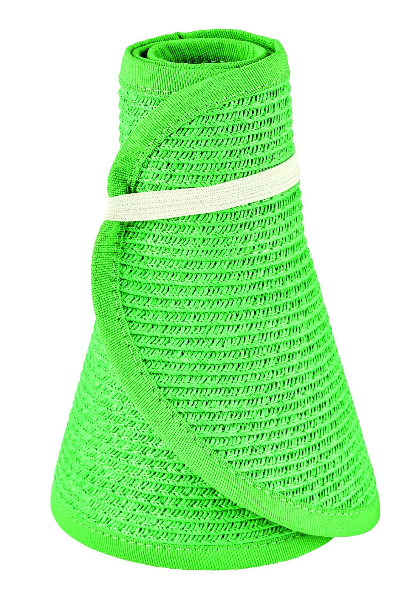 San Diego Hat Company Women's UBV002 Sun Hat Visor Green One Size