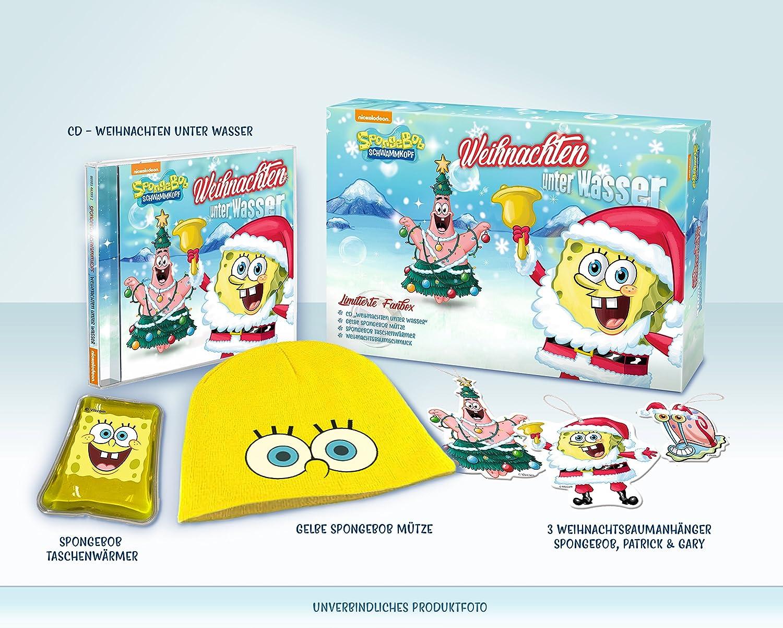 Weihnachten Unter Wasser (Limitierte Fanbox) - Spongebob Schwammkopf ...