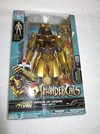 "Thundercats 12/"" Armor of Omens Figure New in package par Bandai"