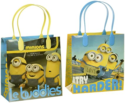 "Amazon.com: Despicable Me Minions ""Le Buddies – Calidad ..."