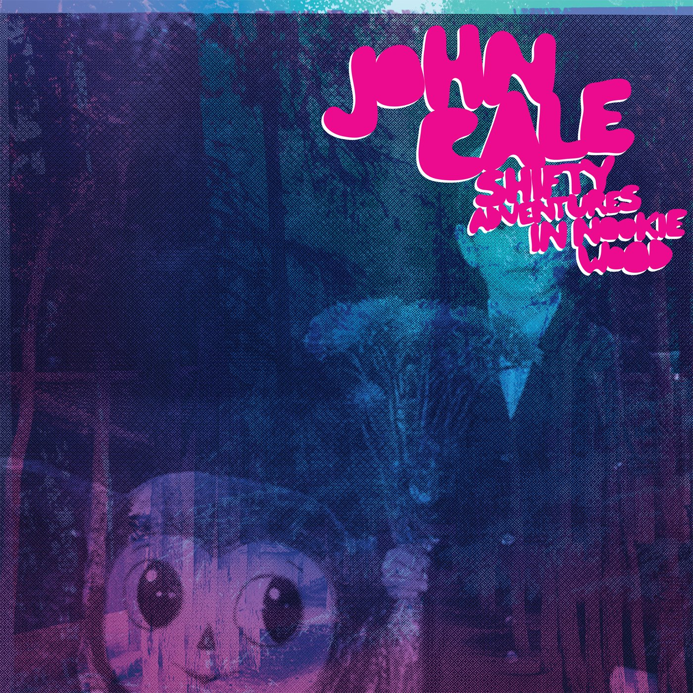 CD : John Cale - Shifty Adventures In Nookie Wood (CD)
