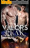 Gay: Valor's Peak (First Time Dragon Shifter MM MPREG Romance) (New Adult LGBT Fiction)
