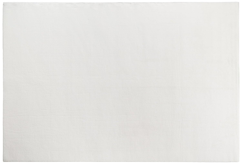スミノエ(Suminoe) オーダーラグ ホワイト 幅295cm×長さ210cm 抗菌ソフトプレーン 防炎 RK 210 センチメートル  B01JFZ51EK