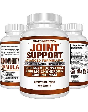 Glucosamin Chondroitin Kapseln - die natürliche Arthrosekur für Ihre Gelenke