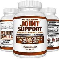 Produktbewertungen für Avitale Glucosamin 500 mg + Chondroitin 400 mg