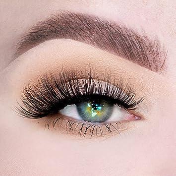 61d8e1b82fb Love Lock Cosmetics | 3D Silk 'Drama Queen' | False Eyelashes | Dramatic  Look