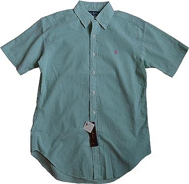 Polo Ralph Lauren Men S Classic Fit Short Sleeved Striped