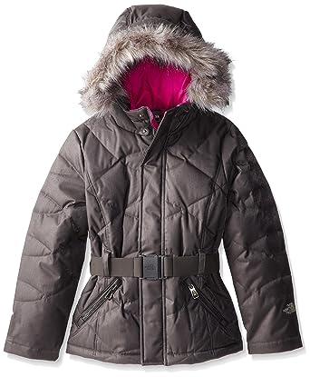 271d870c6a Amazon.com  The North Face Girls  Metrolina Jacket (Little Big Kids ...