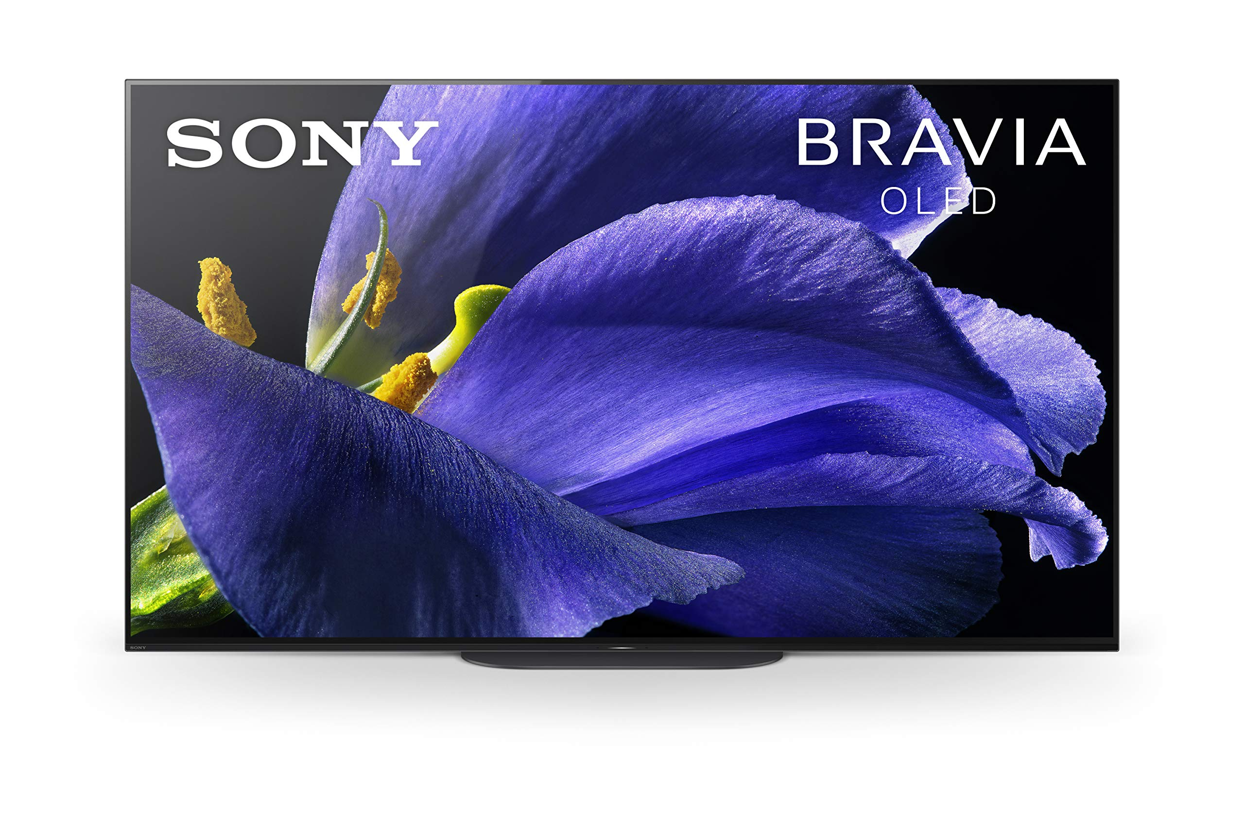 Sony XBR-65A9G 4K Ultra HD Smart Master Series BRAVIA OLED TV (2019 Model) 1