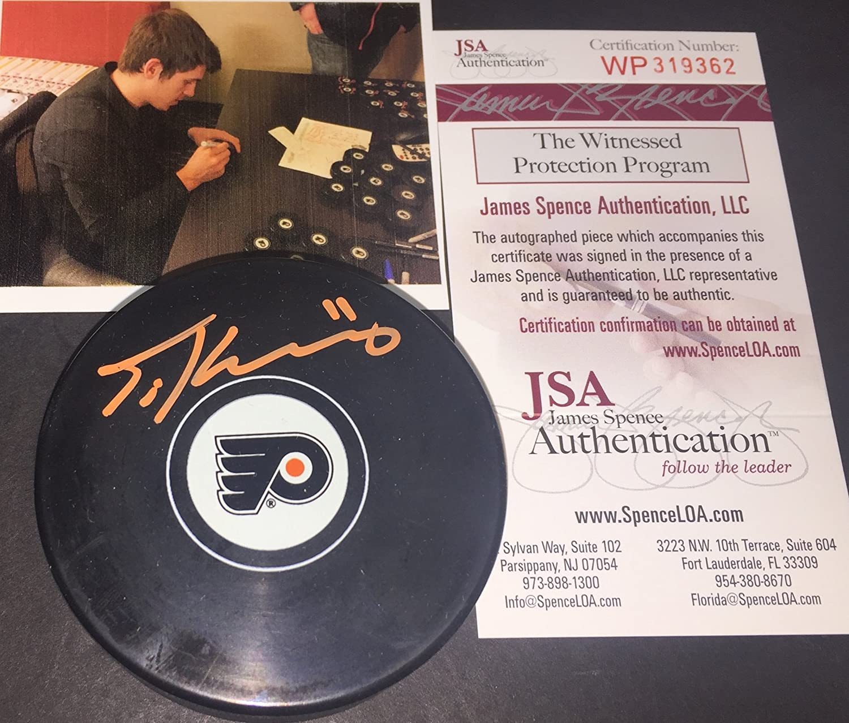 Signed bob mason picture 8x10 jsa view all bob mason - Amazon Com Travis Konecny Philadelphia Flyers Autographed Signed Puck Jsa Witness Coa Sports Collectibles