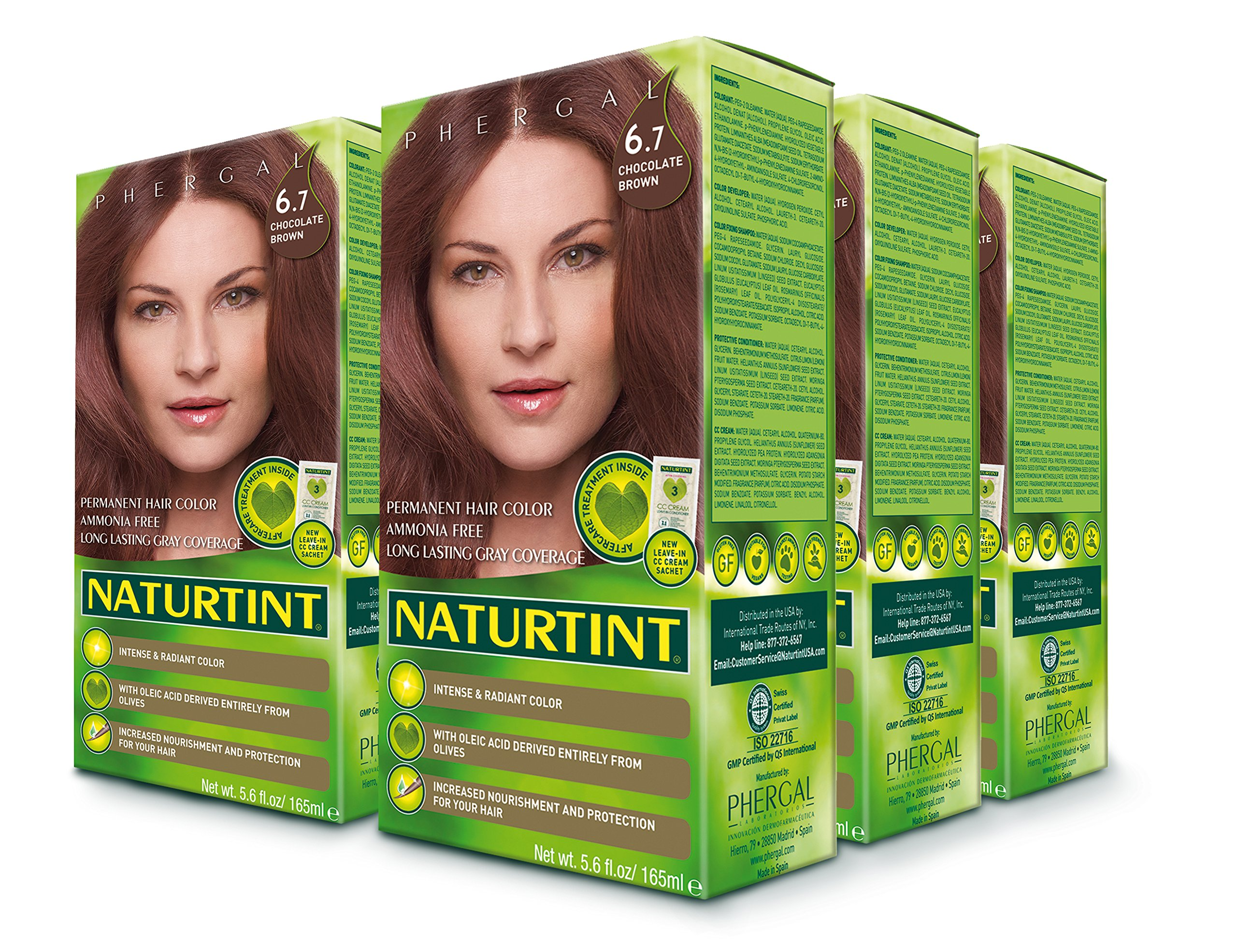Amazon Naturtint Permanent Hair Color 57 Chocolate Chestnut