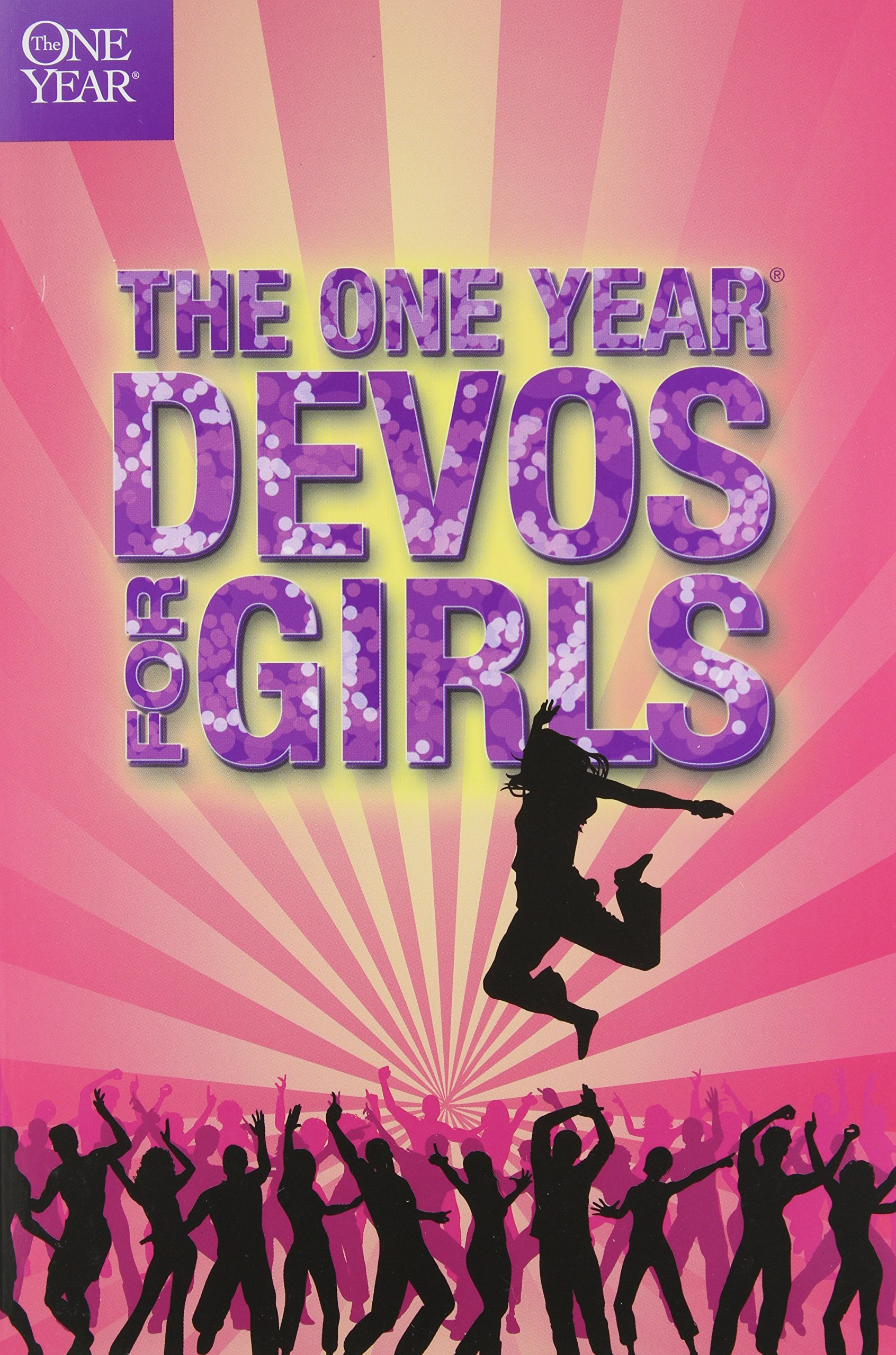 The One Year Book of Devotions for Girls: Children's Bible Hour, Tyndale:  9780842336192: Amazon.com: Books