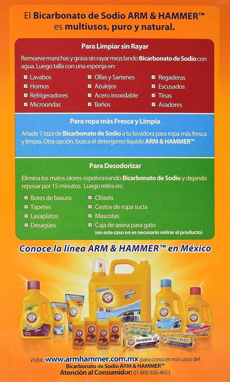 Arm   Hammer Bicarbonato de Sodio Limpiador Multiusos c5e70918fdb48
