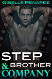 Stepbrother and Company: A Steamy Forbidden Ménage Romance (Adam and Sheree Book 2)