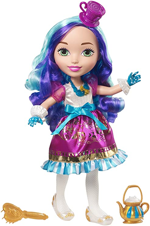 amazon com ever after high princess friend madeline hatter doll