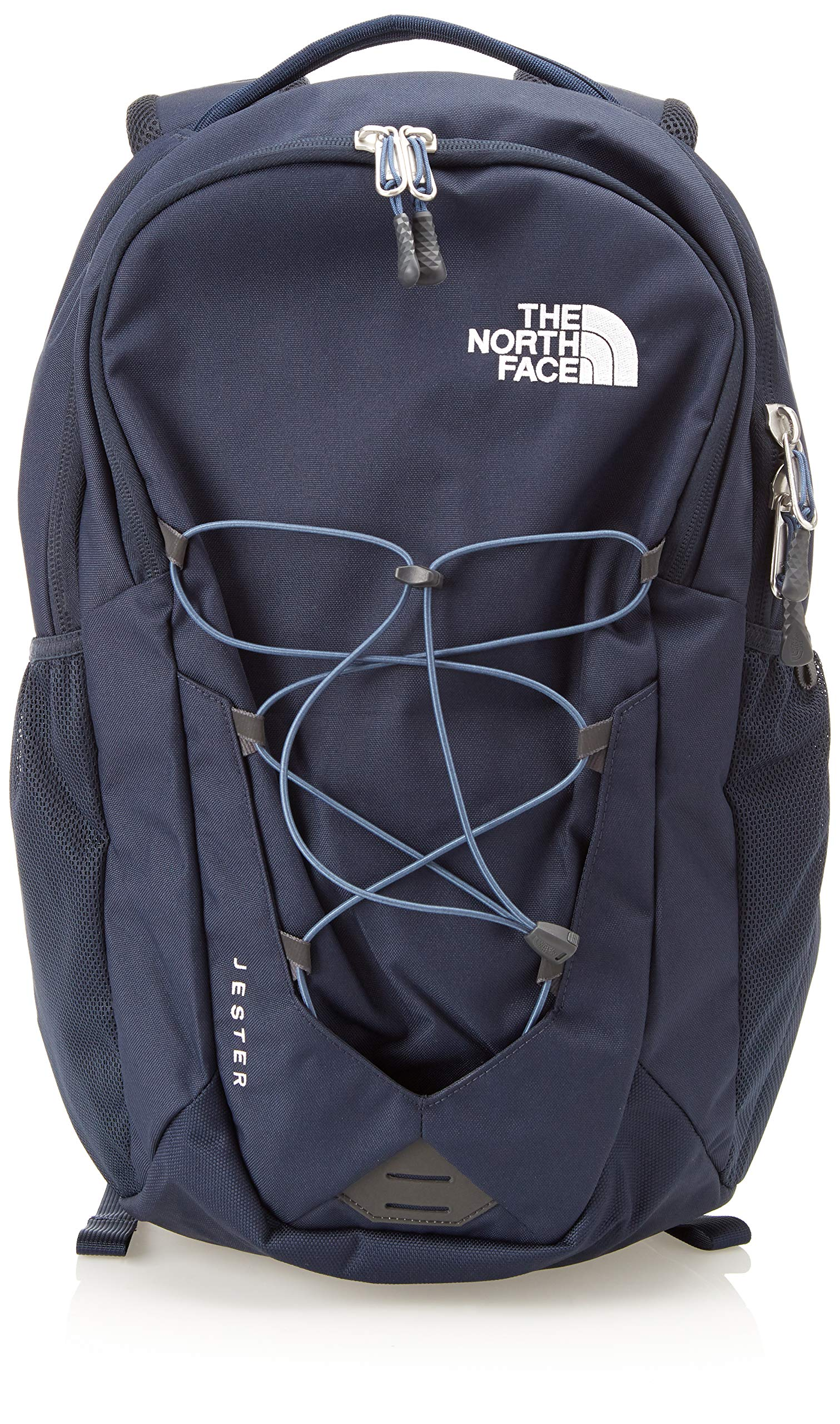 The North Face Jester Backpack, Shady Blue/Urban Navy by The North Face
